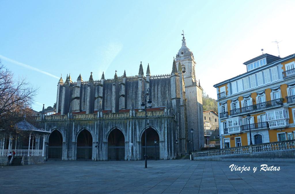 Basílica de Santa María de la Asunción de Lekeitio