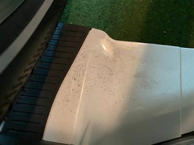 Qubo Fluid Reifenabrieb Verschleiß