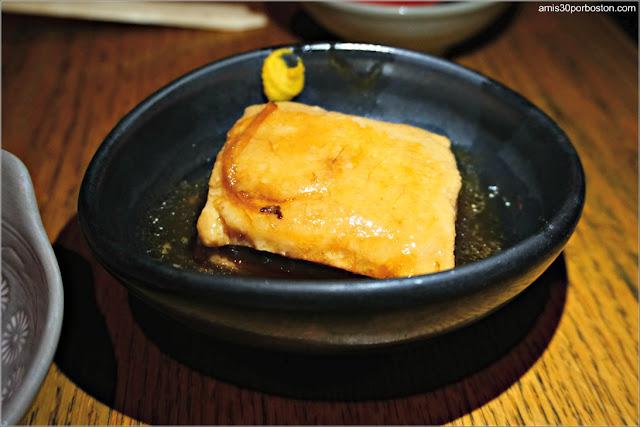 Buta Kakuni en Sakagura, Nueva York