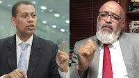 Guido Gómez Mazara y Ángel Martínez.