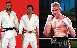 Judo Boxeo Aranjuez Angel Parra
