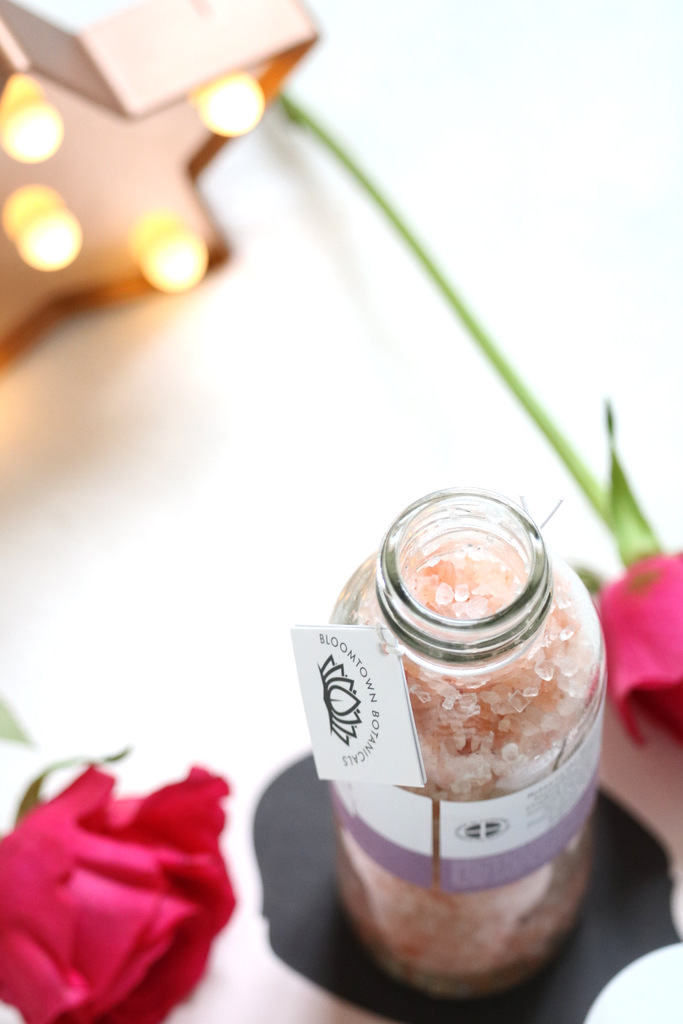 Relaxation Essentials: Bloomtown Botanicals - ofbeautyandnothingness.co.uk