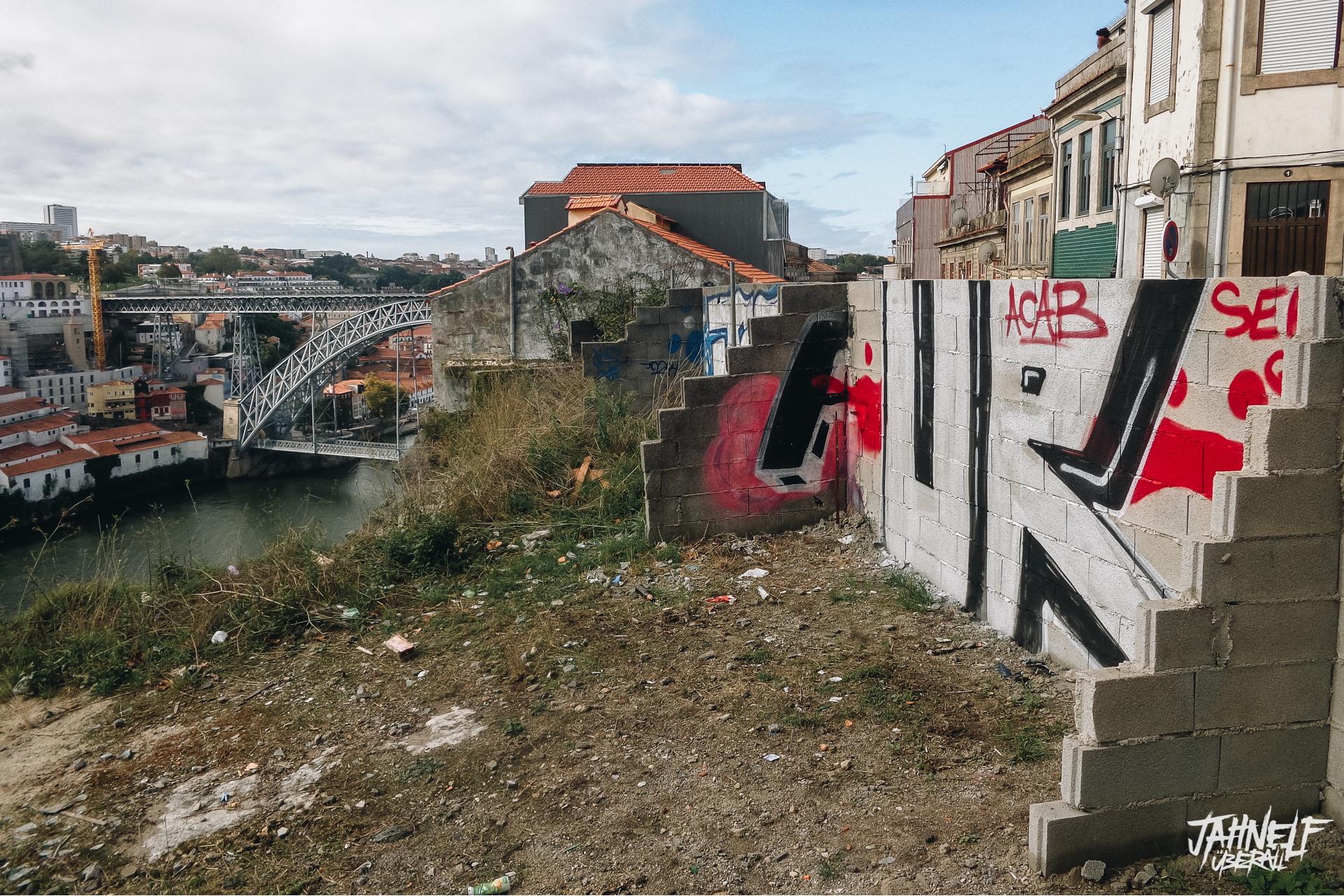 UR Graffiti in Portugal