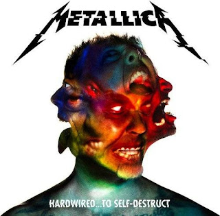 "Album Baru Metallica 2016 ""Hardwired… To Self-Destruct"""
