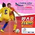 I Copa LEM de Futsal Feminino, acontece neste final de semana