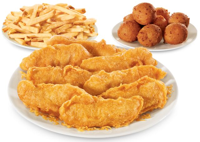 Visit Long John Silver's, an expert US based Fast Food Seafood Restaurant chain, and make sure you don't lose the opportunity to receive a free Large Drink with any Adult Meal or Platter purchase! Don't let such an offer pass you by!/5.