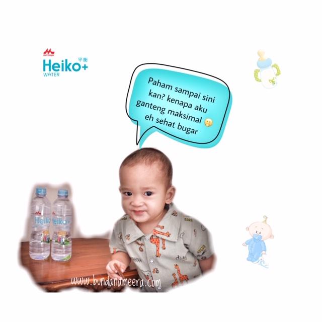 morinaga heiko+ water, review water heiko+, air pelarut makanan bayi, manfaat heiko+ water, cara penggunaan heiko+ ater, cara penyimpanan heiko+water, tips mengocok susu dengan heiko+ water, pilihan ibu cerdas untuk nutrisi anak