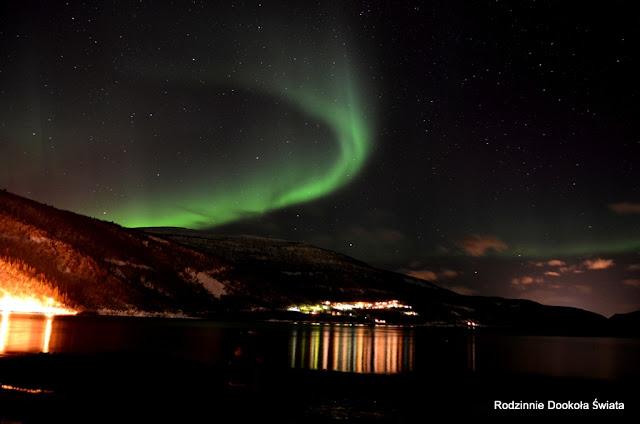 Norwegia- aurora borealis, czyli polowanie na zorzę polarną