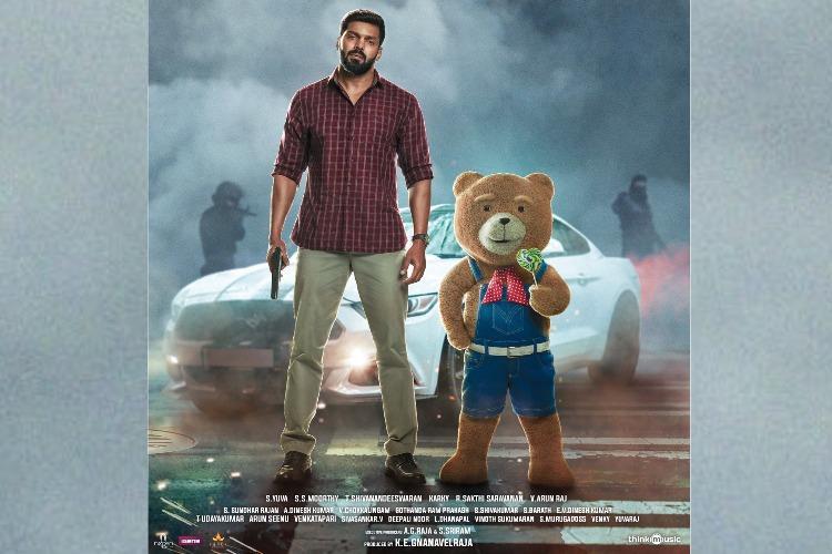 Teddy 2021 Telugu Full Movie Review in Movierulz