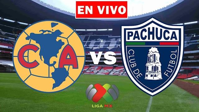 EN VIVO | América vs. Pachuca | Cuartos de Final de Vuelta del Torneo Clausura de la LigaMX 2021 ¿Dónde ver el partido online gratis en internet?