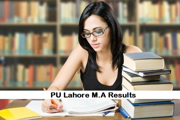 M.A Urdu Part 1, 2 Result Punjab University 2018 Announced Today