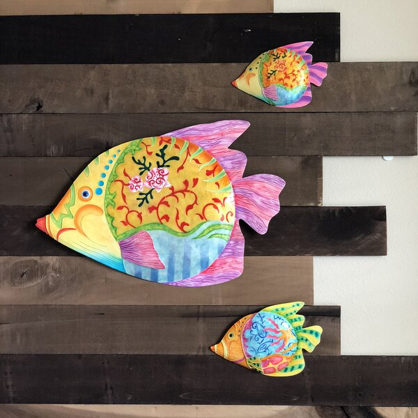 Fish Wall Decor 2 of 2