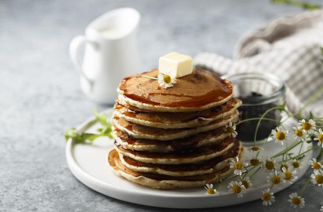 Resep Cappuccino Pancake