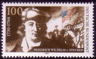 Germany 1994 Friedrich Wilhelm von Steuben
