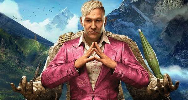 E3 2014 New Trailer Introduces Main Antagonist In Far Cry 4 Biogamer Girl