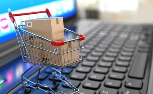Comprar, internet, amazon