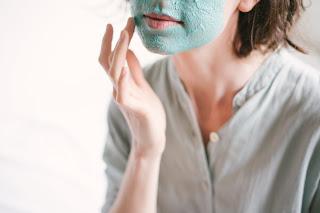 ماسك تقشير للبشرة الدهنية,ماسك لتنظيف البشرة الدهنية الحساسة,نضارة الوجه,نضاره الوجه,ماسك للبشره الدهنيه,ماسك للوجه الجاف,