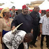 Check out Nollywood actor, Pete Edochie's 70th birthday celebration in Enugu