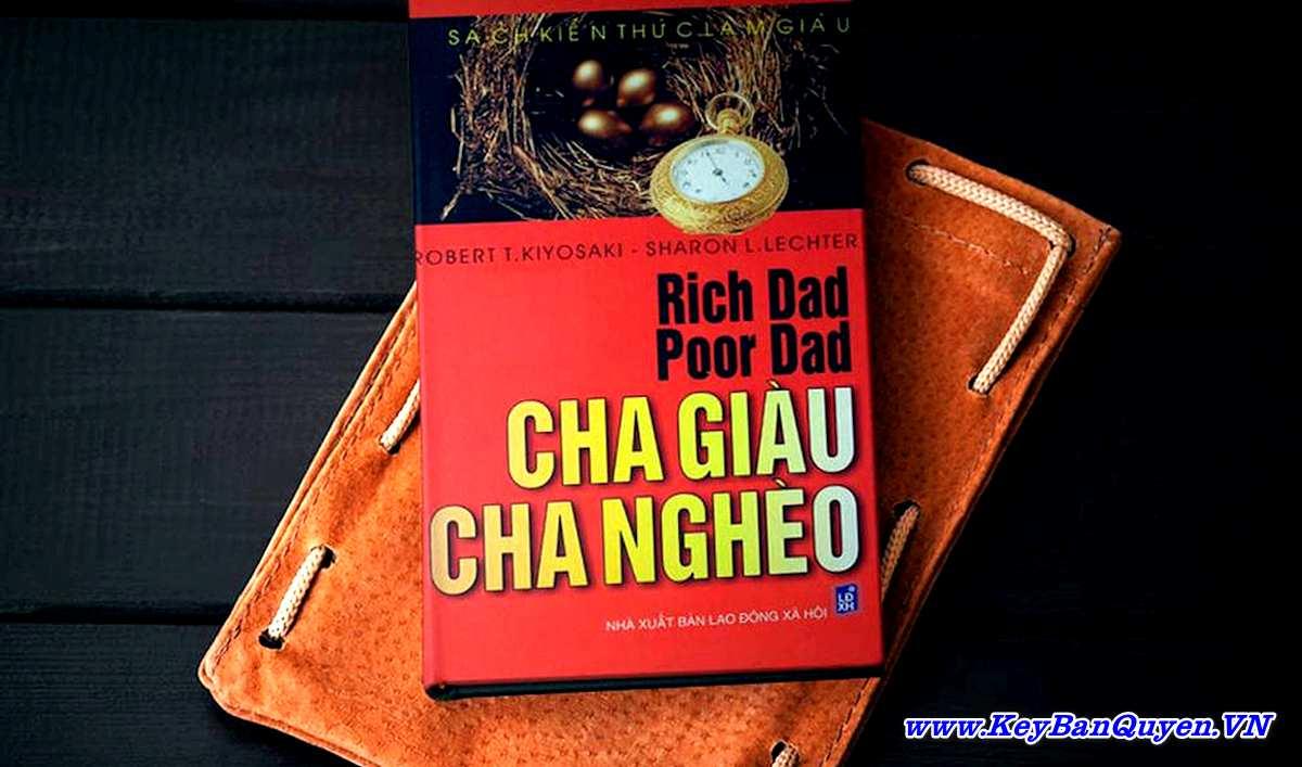 Sách nói : Cha Giàu Cha Nghèo- Dạy con làm giàu - Robert Kiyosak (Full 13 tập)