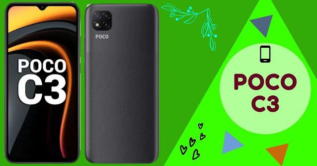 POCO C3 Specifications