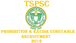 TSPSC Constable Recruitment