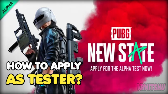 Pubg new state alpha test