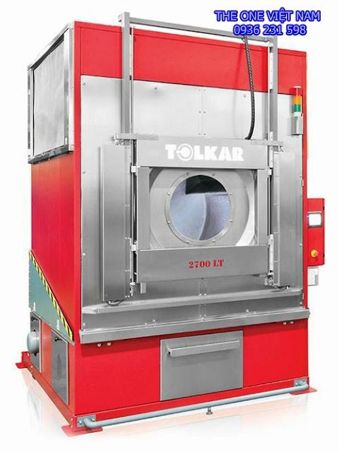 Máy sấy công nghiệp cho bệnh viện ở Hà Tĩnh