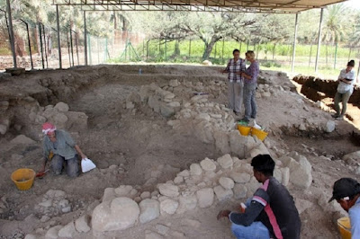 Ancient burial site found in Emirate of Fujairah