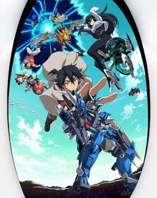 الحلقة 3 من انمي Gundam Build Divers Re:Rise مترجمة