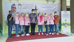 Berbagi Jum'at Berkah Melalui DWP UPTD Xl Tulang Bawang