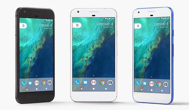 Cara Mengambil Screenshot pada Ponsel Google Pixel dan Pixel XL
