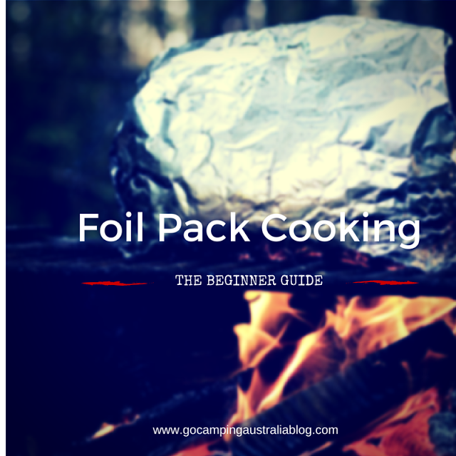 how to cook in foil when camping