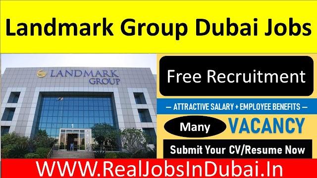 Landmark Group Careers in Dubai & UAE Latest Jobs-2020