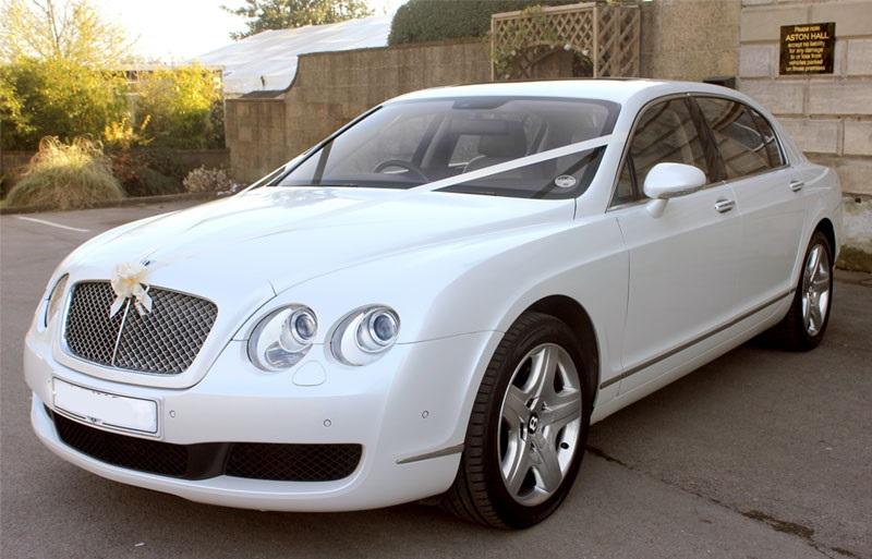 luxury car hire yorkshire  Wedding Car Hire West Yorkshire