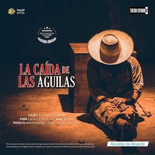 POS Obra La Caida De Las Aguilas | FUGA