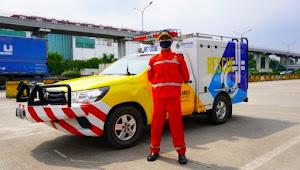 Penyekatan di jalan Tol Japek (Jakarta-Cikampek) akan segera di mulai,