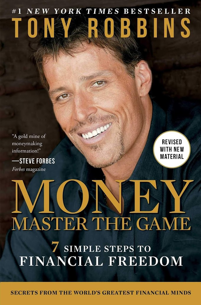 Money Master the Game by Anthony Robbins Ebook Download