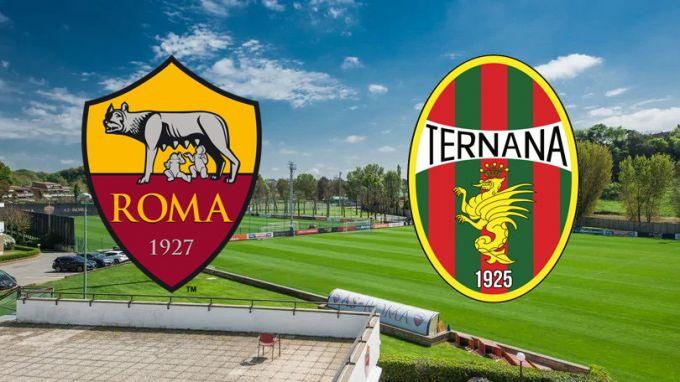 مباراة روما وترنانا اليوم