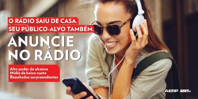 Anuncie no Rádio!