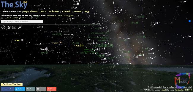 website planetarium online virtual Lagi Gabut? Website Ini Bisa Menemani Saat Gabut Pastinya Bikin Terhibur + Nambah Ilmu