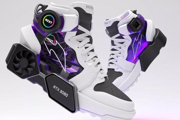RTKFT Membuat Sepatu PC RTX 3080