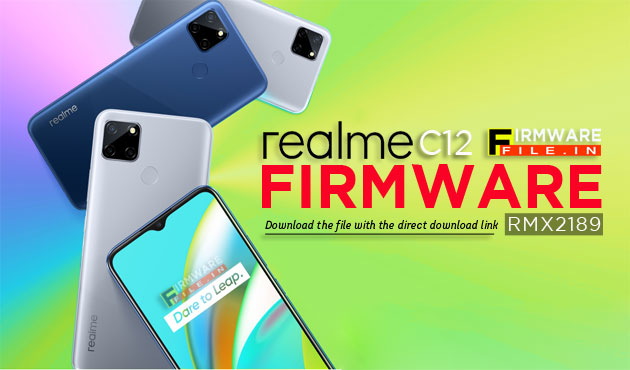 Realme C12 Flash File