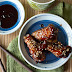 Sweet Blackberry Asian Chicken Wings
