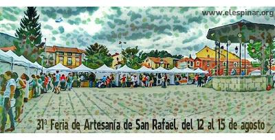 Feria de Artesanía en San Rafael