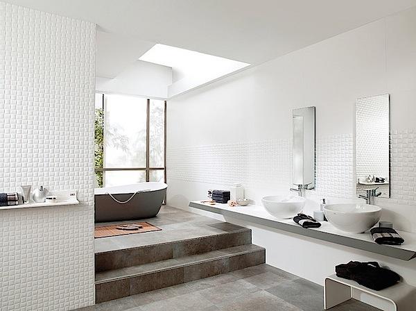 35 modern minimalist bathroom interior design you 39 re gonna for Minimalist interior design bathroom