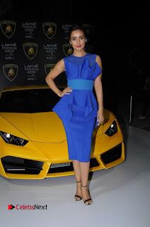 Actress Neha Sharma Latest Stills in Blue Dress at Lakme Fashion Week Summer Resort 2017  0009.jpg