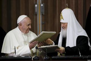 Зустріч папи Франциска і патріарха Кирила обговорюють експерти і представники церковного середовища