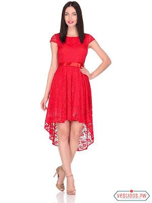Vestidos Rojos de Noche