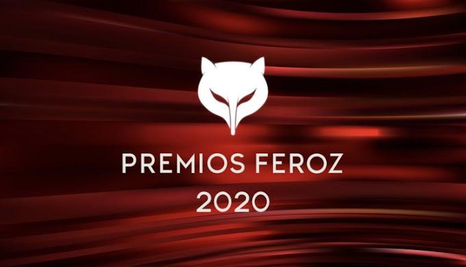 LISTA COMPLETA DE NOMINADOS A LOS PREMIOS FEROZ 2020
