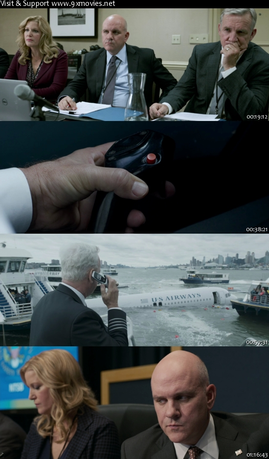 Sully 2016 English 720p BRRip